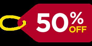 50percentdiscount